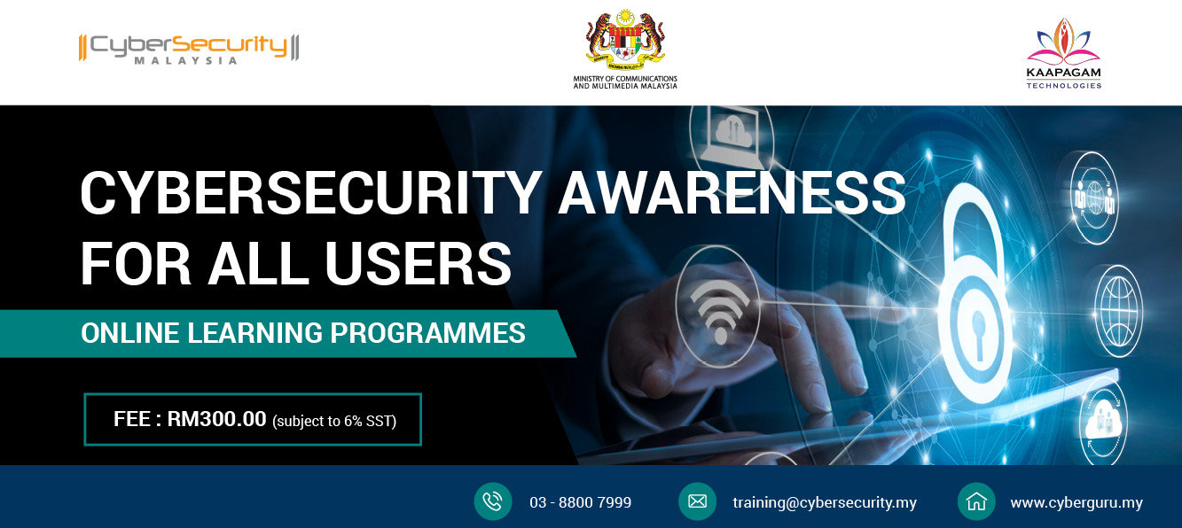 CyberSecurity Awareness for All Users