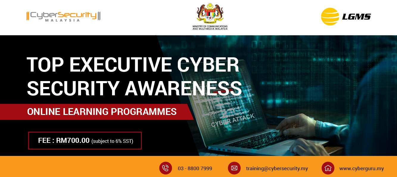 Top Executive Cyber Security Awareness